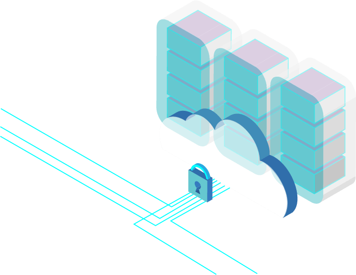 private cloud data centre