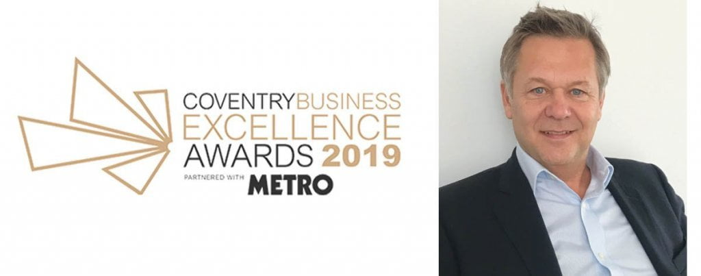 IT specialists Cloud Central announced to sponsor The Coventry Business Excellence Awards